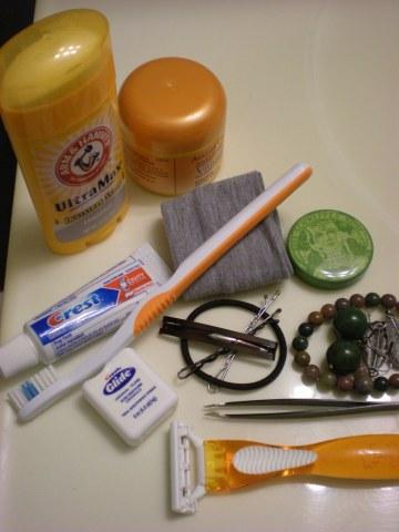 pared down essentials