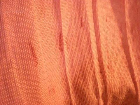 pink fabric = fail