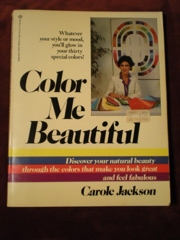 Color Me Beautiful book cover