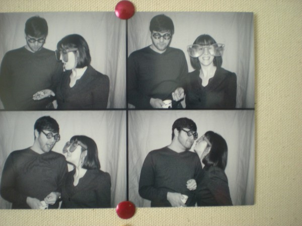 photo booth Lovey & me
