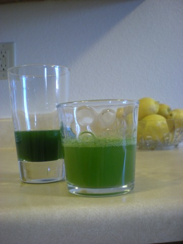 salted cucumber juice